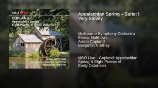 Appalachian Spring – Suite: I. Very Slowly