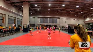 PrepVolleyball DC Showcase, Session 1, Ct 6