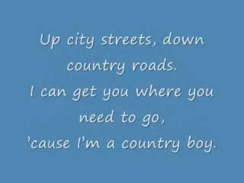 Country Boy By Alan Jackson Lyrics Chords Chordify