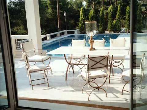 Dış Mekan Mobilyaları İstanbul Bahçe Sandalyeleri Ankara
