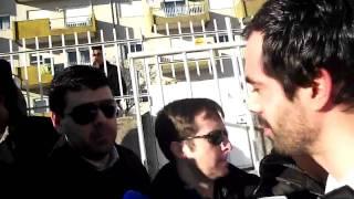 Marco Ramos jogador do Sporting Braga