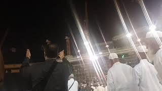Adzan subuh pagi ini di Masjidilharam ,Makkah