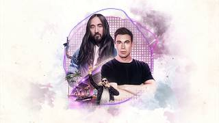 Hardwell & Steve Aoki - Anthem (feat. Kris Kiss) [Lyric Video]