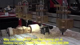 Giá máy khắc gỗ CNC tại Gia Lai, Lâm Đồng 01686.89.88.99