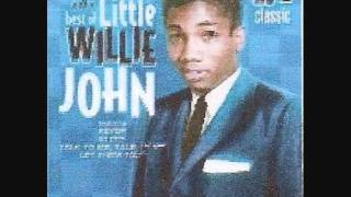 Little Willie John - Let Them Talk