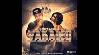 Hony D.Tone - Yakaleo  (Original) (Video Music) REGGAETON 2016