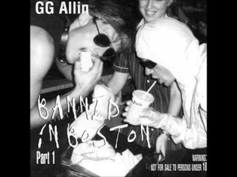 A Fuckup de G G Allin Letra y Video