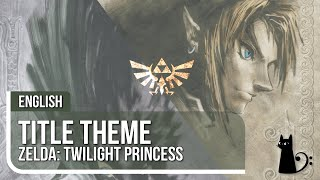"""""""Title Theme"""" (Twilight Princess) Vocal Cover by Lizz Robinett"""