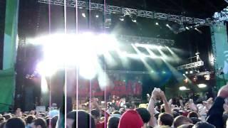 Kasabian - Club Foot Live @ Oxegen 2010 (HD)