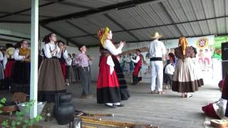 Rancho Folclorico Lusitanos de Saint Cyr L'Ecole - Rebatida