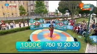 """Cantor JOSÉ REZA """"Saudades saudades de ti"""" em Mafra no Verão Total da RTP 2015 Info: Para Festas"""