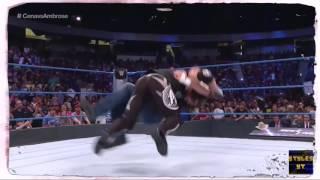 Dean Ambrose 1st custom titantron
