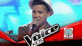 """The Voice Kids Philippines Semi Finals """"Sway"""" by Juan Karlos"""