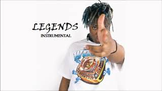"""Juice WRLD """"Legends"""" Instrumental (ReProd. by Qhris Legend)"""