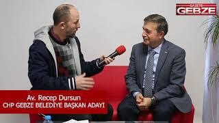 Recep Dursun ile özel röportaj!