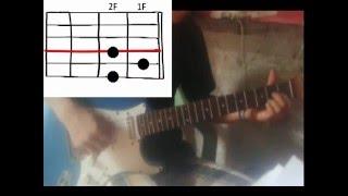 Aubrey by bread (Intro) Yodz Simple Guitar Tutorial