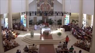 """2016 - """"O Senhor é a minha força"""" - Coro Juvenil de São Pedro do Mar, Quarteira"""