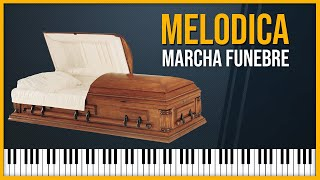 "Como tocar: ""Marcha funebre"" - How to play ""Funeral March"" (chopin)"