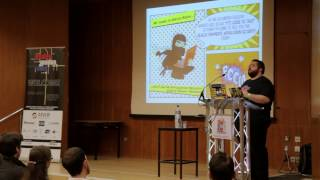 Bsides London 2013 - David Rook Interview