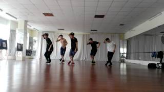 Blurred Lines cover Quick Crew