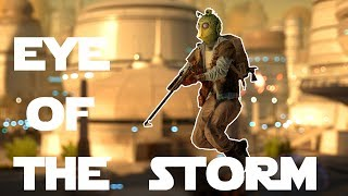 Eye of The Storm, Montage battlefront [X3T6s06-sw501]