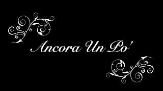 Arianna Lancio - Ancora Un Pò (Official Videoclip)