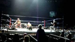Mistico en el Auditorio de Tijuana Diciembre 2008