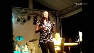 Claudia Telles festival mexilhão Cabo Frio.... canta Dindi