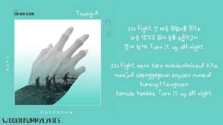 DAY6 - Blood - Lyrics (Hangul-Rom)