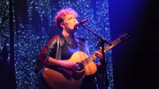 Ane Brun - Big in Japan (Alphaville cover) - Solo Acoustic Tour Muffathalle Munich 2014-11-17