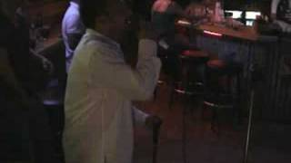 Julian - You Sang To Me - Marc Anthony @ Tiki Joe's