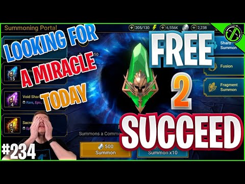 Pulling ALL MY ANCIENTS & SACREDS & Hoping For A Miracle | Free 2 Succeed - EPISODE 234