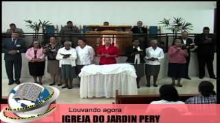 HARPA CRISTÃ - QUANDO O JORDÃO PASSARMOS UNIDOS - Jd Pery