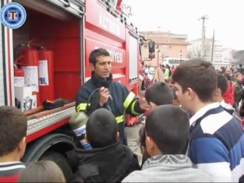 15. -16. 03.2012 ASTED - Trafik Eğitimi ve İlk Yardım Semineri ALTINOVA  İlköğretim Okuları
