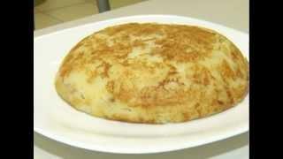 Batata recheada crocante de frigideira