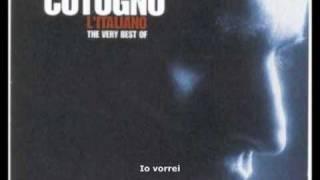 Toto Cutugno - Io vorrei