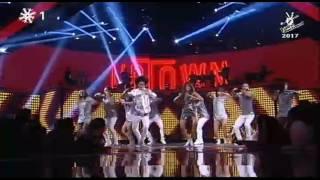 Soraia Tavares & David Gomes – Uptown Funk | Gala de Fim de Ano | The Voice Portugal