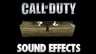 Black Ops Zombies Mystery Box Sound Effects   YouTube