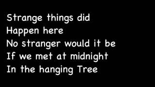 James Newton Howard Ft Jennifer Lawrence - The Hanging Tree [Dj Mike D Remix] with Lyrics