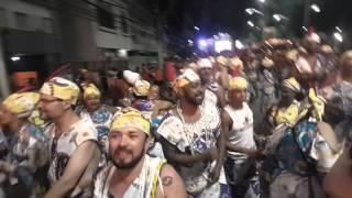 Cortejo Afro 2016. Carnaval de Salvador