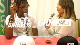 Rich Homie Quan foot fetish & reveals Ryan Leslie is executive producing his next album [GRM DAILY]