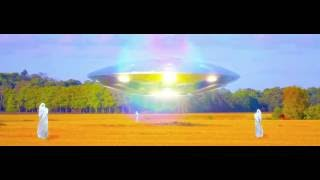 UFO landing in sweden. Real aliens!