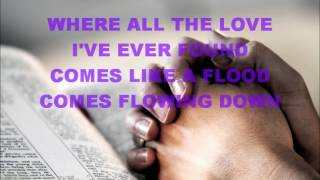 At The Cross Love Ran Red by Chris Tomlin with Lyrics