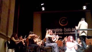 Gabriel's Oboe  - Solista Sofia Dias - Orquestra Académica Conservatório Música Madeira
