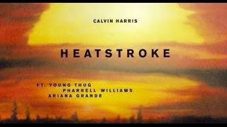 Calvin Harris ft. Ariana Grande & Pharrel Williams - Heatstroke║Sub Español