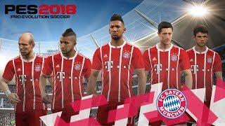 PES 2018 FC Bayern München Trailer