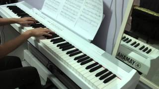 The Old Rugged Cross 古旧十架 Greg Howlett piano only prelude arrangement