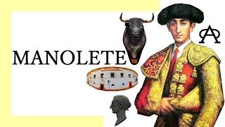 Pasodoble : Manolete - Pedro Orozco González
