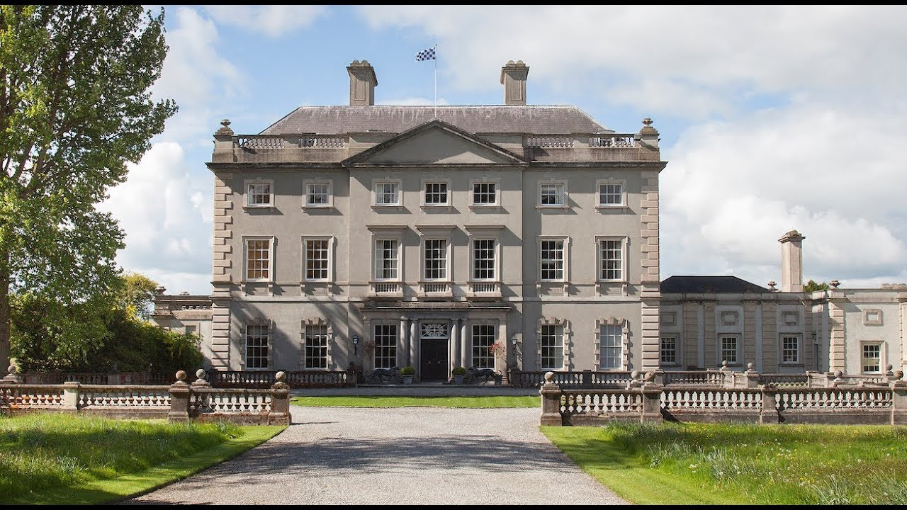 The Abbey Leix Estate, Abbeyleix, County Laois, Ireland
