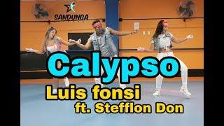 Calypso - Luis Fonsi / Coreografía #Zumba